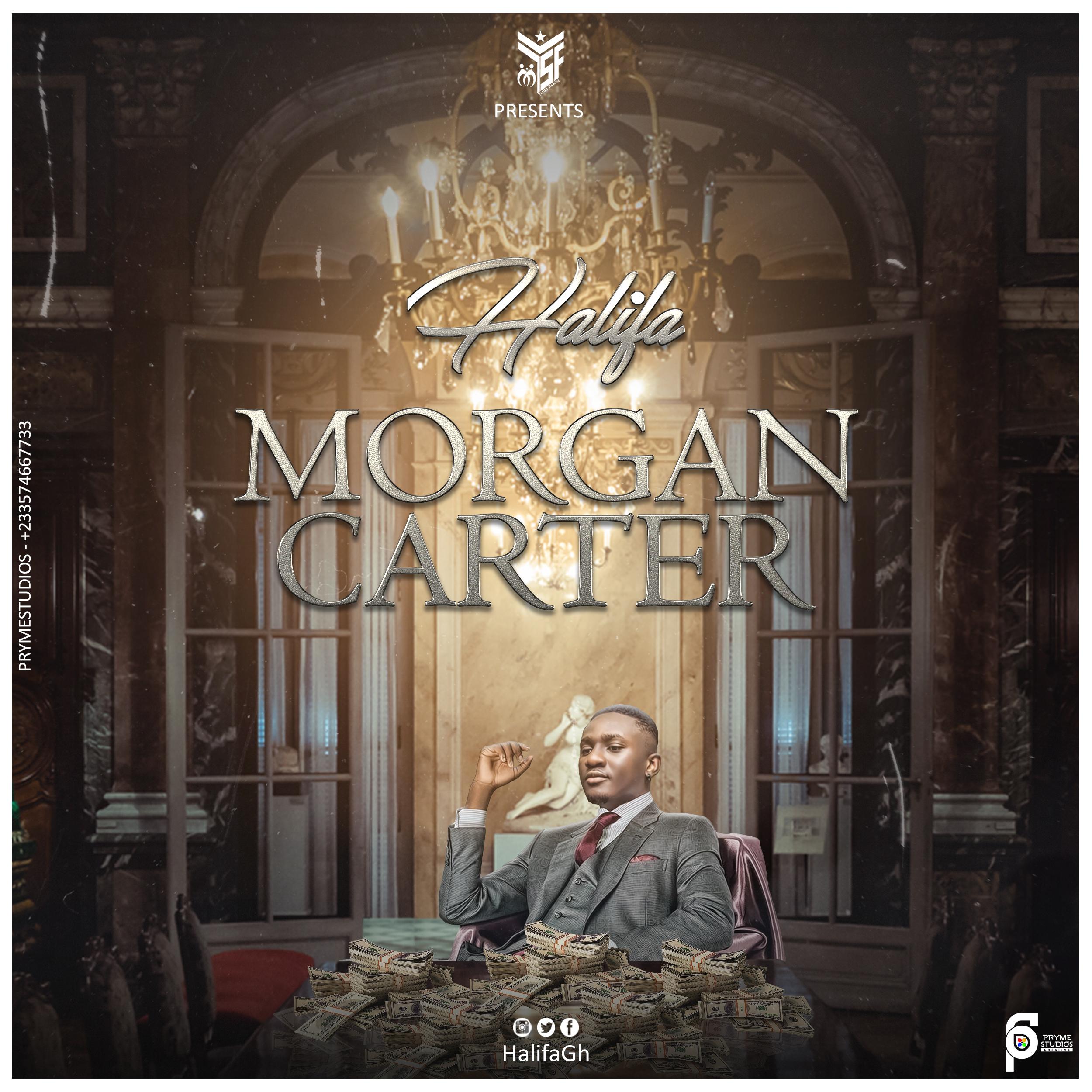 Halifa - Morgan Carter (Mixed by Kanduu)