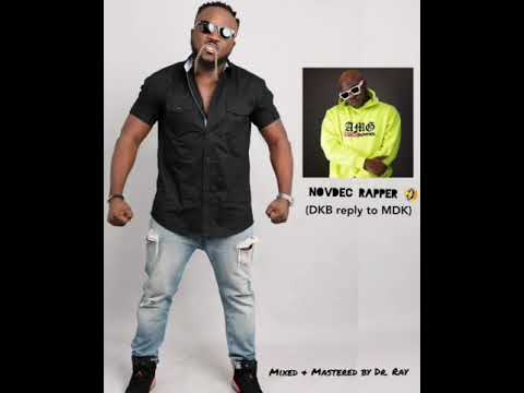 DKB – NovDec Rapper (Medikal Diss). Comedian cum songwriter DKB angrily descend on Medikal with this hot composition dubbed NovDec Rapper (Medikal Diss). Also check out Evergreen – Yaaba (Kwame Enumde) Ft. Sarkodie (Prod. By Young OG Beatz) Check out below and don't forget to share your reputable thoughts with us below. DKB – NovDec Rapper (Medikal Diss)