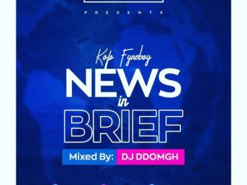 Kojo Fyneboy - News In Brief