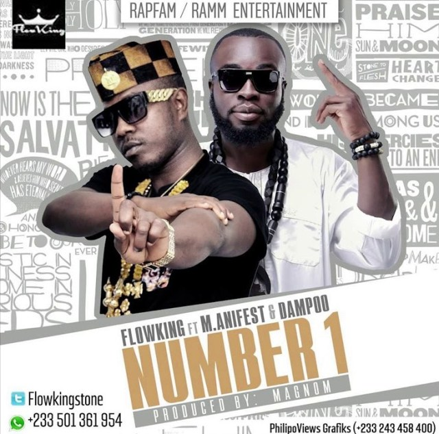 Flowking Stone – Number 1 ft M.anifest & Dampoo