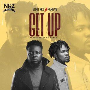 Guru – Get Up ft. Fameye