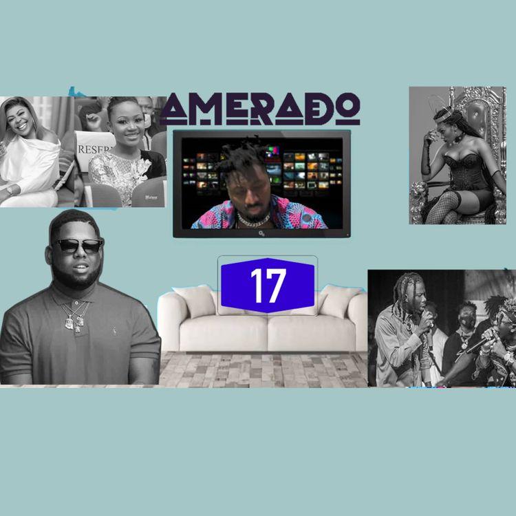 Amerado – Yeete Nsem (Episode 17) Ft. Clemento Suarez & Teacher Kwadwo
