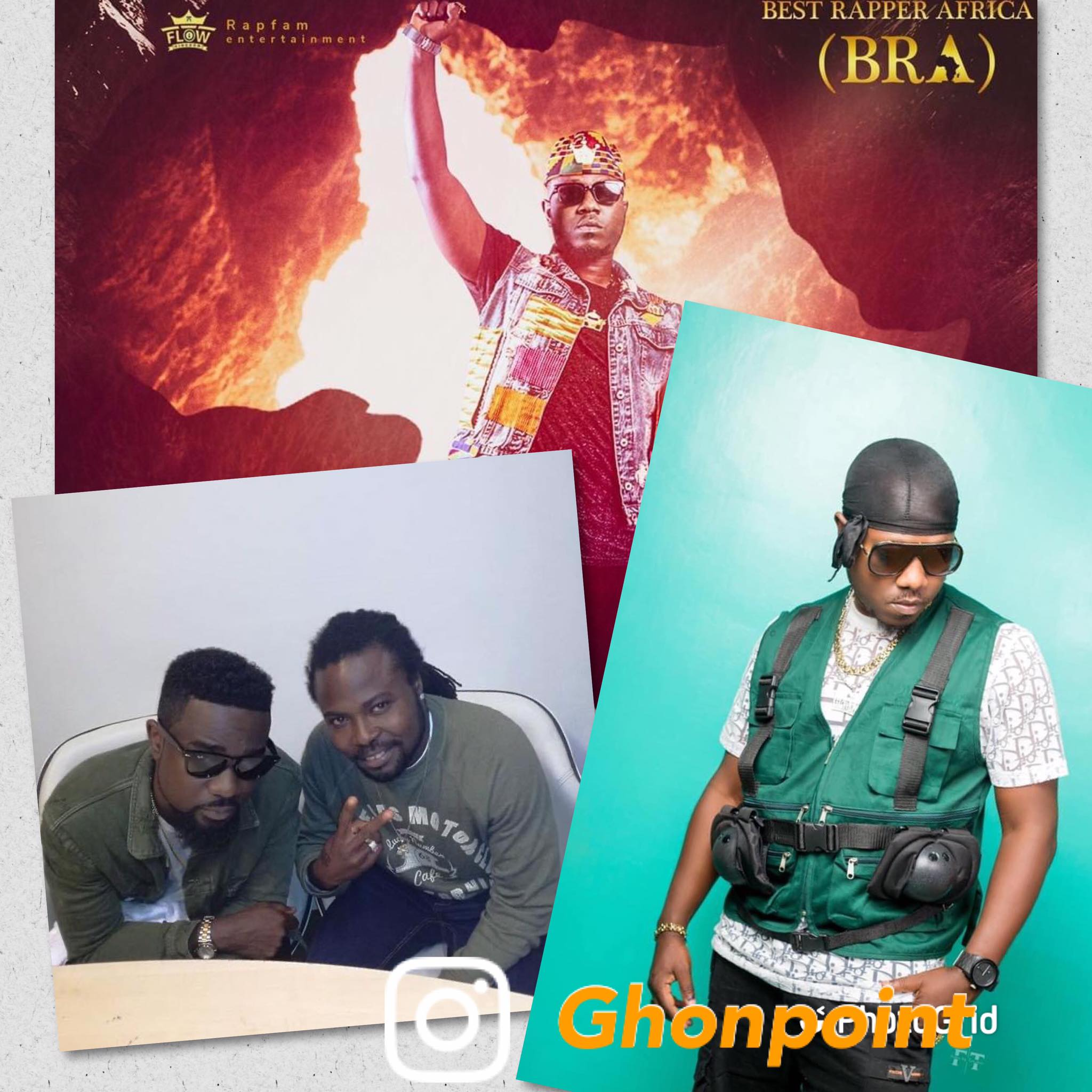 Diaspora MUSIC producer ABORGA hails flowings album title BRA