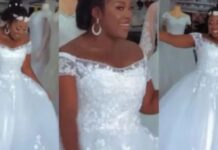 Emelia Brobbey wedding