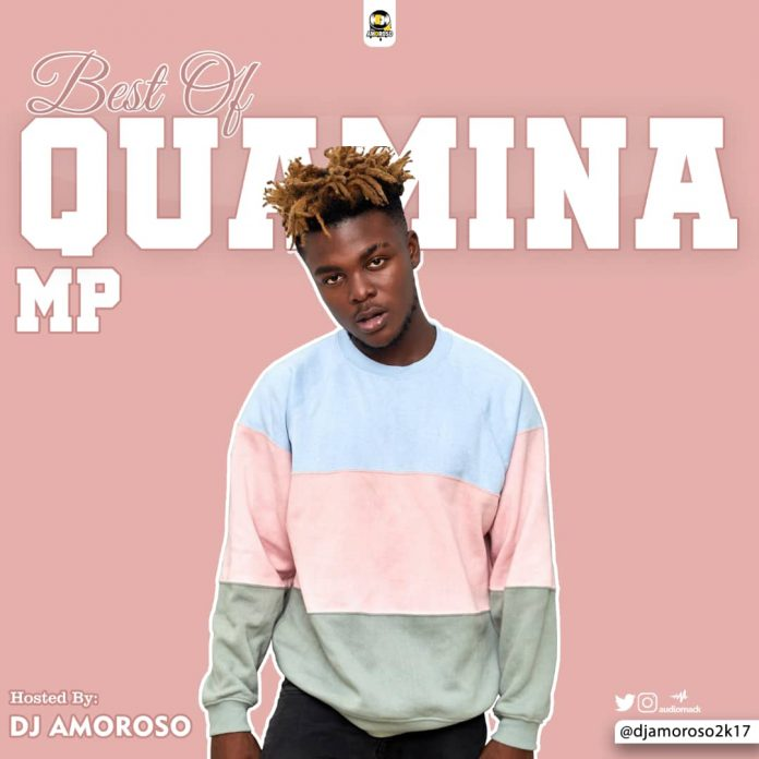 DJ Amoroso - Best Of Quamina MP