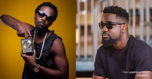 Sarkodie and Kwaw Kese