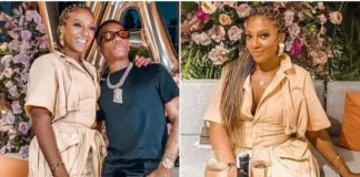 Akufo-Addo's daughter chills with Wizkid on her birthday