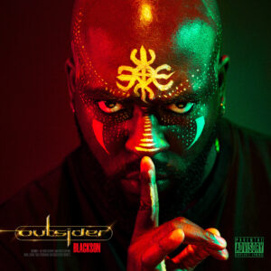 "UK Based Ghanaian Rapper, Blackson Set To Release His ""Outsider"" Album"