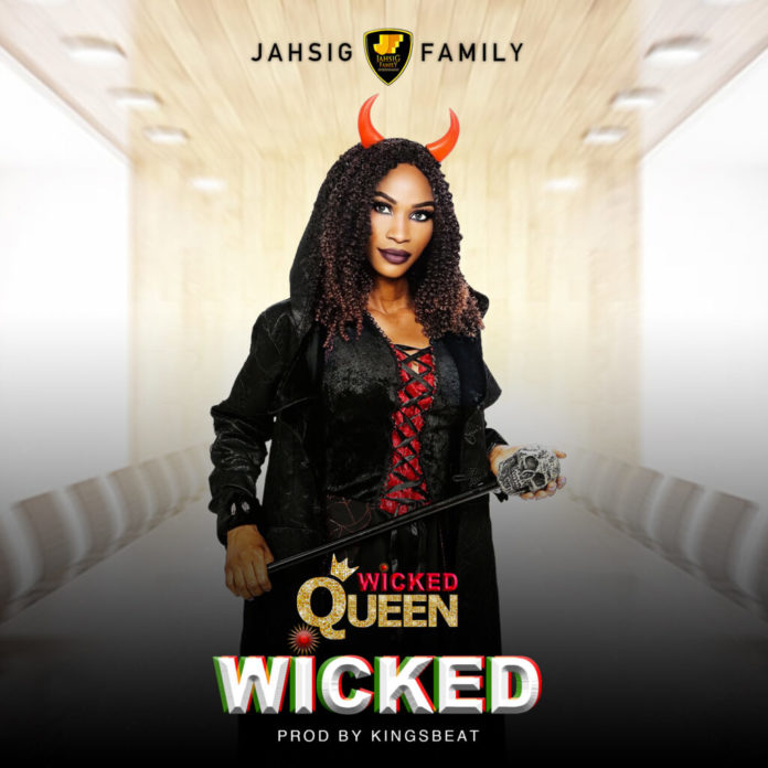 Wicked Queen - Wicked (Prod. By KingsBeat)