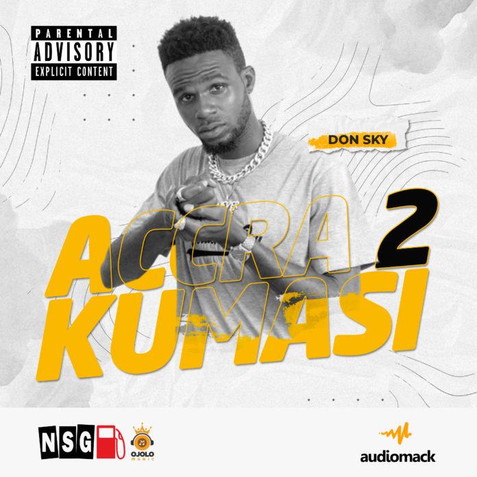 Don Sky - Accra2Kumasi EP