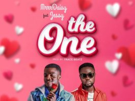 MrrrDaisy Features Jessy Gh On His Single Dubbed The One