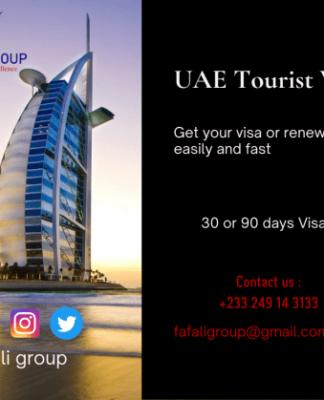 Fafali Group, Dubai branch is offering free Dubai visa to customers